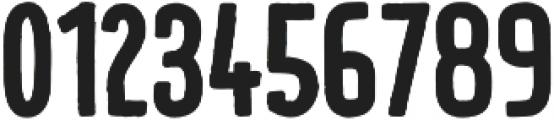 Kikster  black otf (900) Font OTHER CHARS