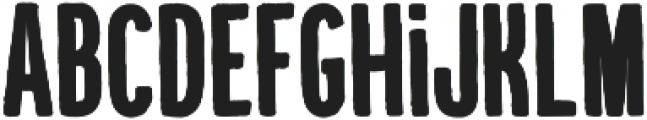 Kikster  black otf (900) Font UPPERCASE