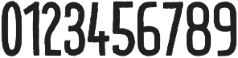 Kikster  bold otf (700) Font OTHER CHARS