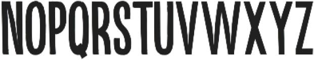 Kikster  bold otf (700) Font LOWERCASE