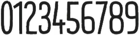 Kikster  regular otf (400) Font OTHER CHARS