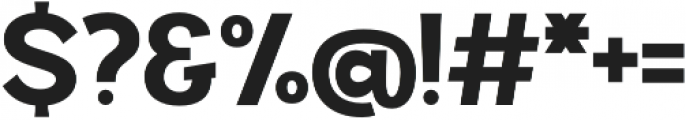 Kimball Bold otf (700) Font OTHER CHARS
