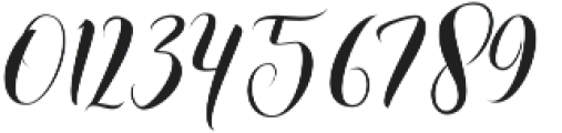 Kimberly Regular otf (400) Font OTHER CHARS