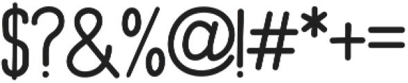 Kimberly Sans Regular otf (400) Font OTHER CHARS