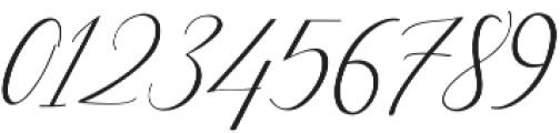 Kimberly Slant Regular otf (400) Font OTHER CHARS