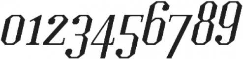 Kimbo Italic otf (400) Font OTHER CHARS