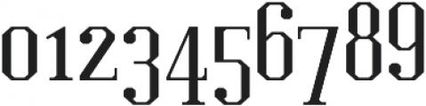 Kimbo Regular otf (400) Font OTHER CHARS
