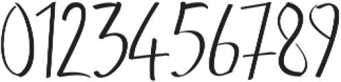 Kinemon Three ttf (400) Font OTHER CHARS
