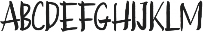 Kinemon Two ttf (400) Font UPPERCASE