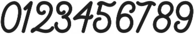 Kingbirds Bold otf (700) Font OTHER CHARS