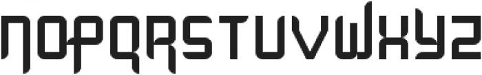 Kinglify ttf (400) Font UPPERCASE