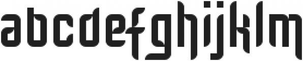 Kinglify ttf (400) Font LOWERCASE
