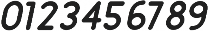 Kingsland Italic otf (400) Font OTHER CHARS