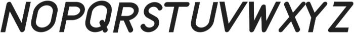 Kingsland Italic otf (400) Font LOWERCASE