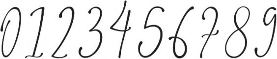 Kingsley otf (400) Font OTHER CHARS