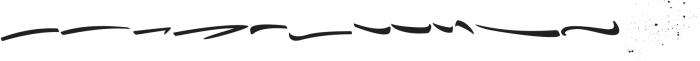 Kingsman Swash otf (400) Font LOWERCASE