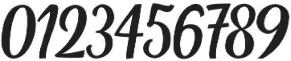 Kingsman otf (400) Font OTHER CHARS
