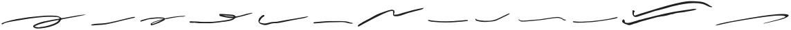 Kingstoner Swash Regular otf (400) Font LOWERCASE