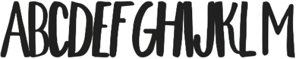 Kinley otf (400) Font UPPERCASE