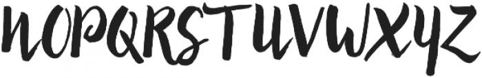 Kira otf (400) Font UPPERCASE