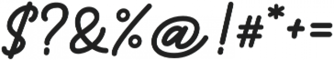 Kitabisa otf (400) Font OTHER CHARS