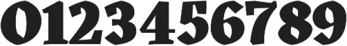 Kitsch Black otf (900) Font OTHER CHARS