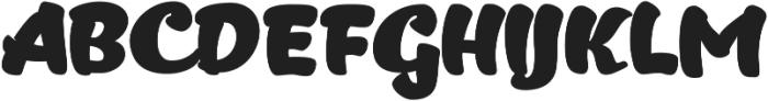 Kitten Fat ttf (800) Font UPPERCASE