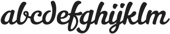 Kitten Swash Light ttf (300) Font LOWERCASE