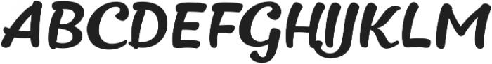 Kitten ttf (400) Font UPPERCASE