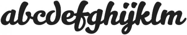 Kitten ttf (400) Font LOWERCASE