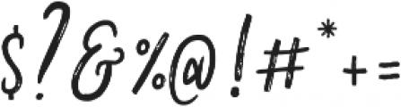 Kiwi Refresher otf (400) Font OTHER CHARS