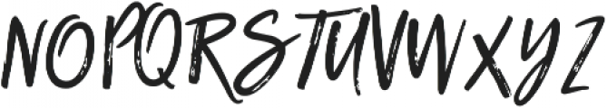 Kiwi Refresher otf (400) Font UPPERCASE