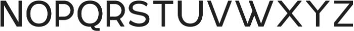 Kiwi Sherbert Regular ttf (400) Font UPPERCASE