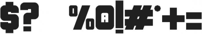 Kiwik otf (400) Font OTHER CHARS