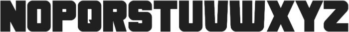 Kiwik ttf (400) Font UPPERCASE