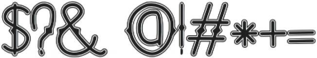 kiota varsity otf (400) Font OTHER CHARS