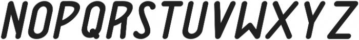 kirana ttf (700) Font UPPERCASE