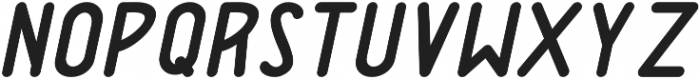 kirana ttf (700) Font LOWERCASE