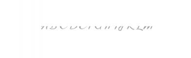 Kingfisher-Half-Engraved.otf Font UPPERCASE
