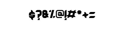 Kira Premium Font Font OTHER CHARS