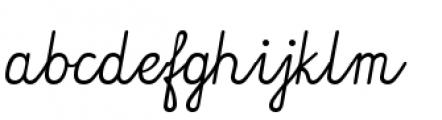 Kidorama Regular Font LOWERCASE