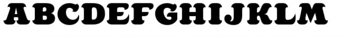 Killernuts Regular Font UPPERCASE