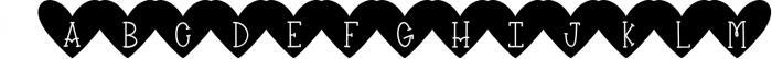 Kiary - A Handwritten Heart Font Duo 1 Font UPPERCASE
