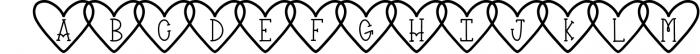 Kiary - A Handwritten Heart Font Duo 1 Font LOWERCASE