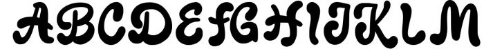 Kidsjone Fun For Kids Font UPPERCASE