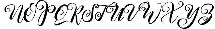 Kimberly Script Font Font UPPERCASE