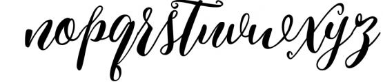 Kimberly Script Font Font LOWERCASE