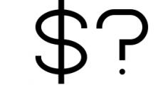 Kindel - Sans Serif Typeface 2 Font OTHER CHARS