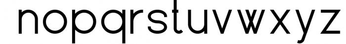 Kindel - Sans Serif Typeface 2 Font LOWERCASE