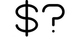 Kindel - Sans Serif Typeface 5 Font OTHER CHARS